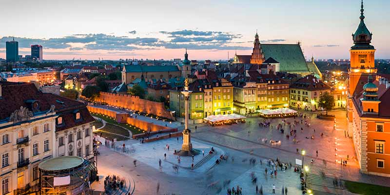 International divorce law attorney in Poland