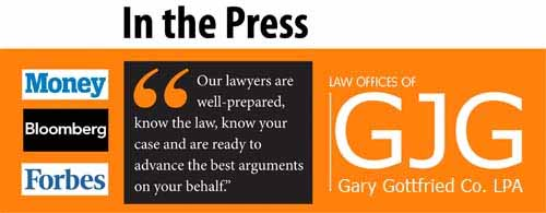 Gary J. Gottfried in the press