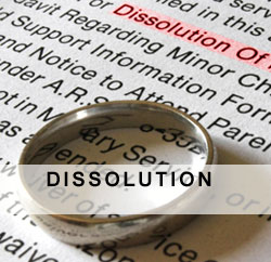 Dissolution Lawyer in Columbus Ohio