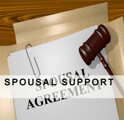 Spousal support cases