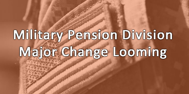 military pensions